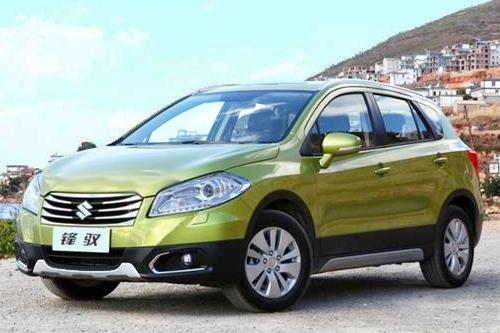 Auto-sales-statistics-China-Suzuki_S_Cross-SUV