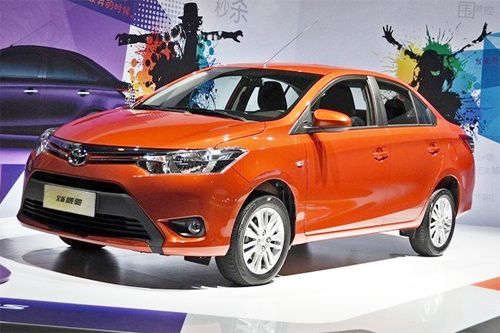Auto Sales Data Today: Toyota Vios Sedan China Auto Sales Figures