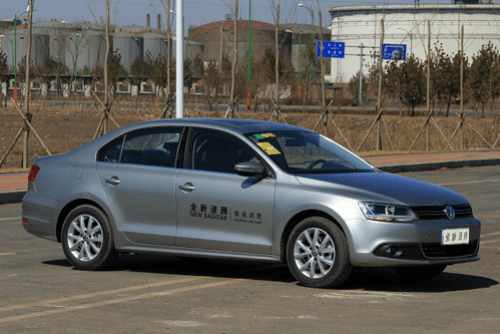 Auto Sales Data Today: Volkswagen Sagitar China Auto Sales Figures
