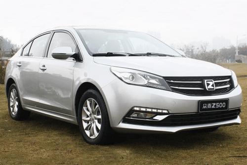 Auto-sales-statistics-China-Zotye_Z500-sedan