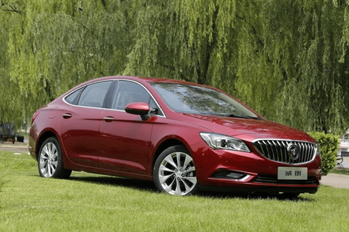 Auto-sales-statistics-China-Buick_Weilang-Verano-sedan