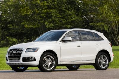 Audi US Car Sales Figures - Audi 4wd models