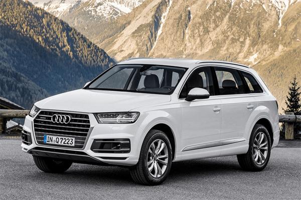 Audi Q US Car Sales Figures - Audi q7 car sales