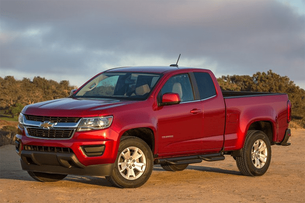 Chevrolet Colorado Us Car Sales Figures
