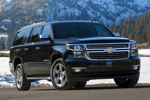Chevrolet Suburban Us Car Sales Figures