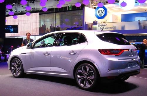 Renault Mégane rear