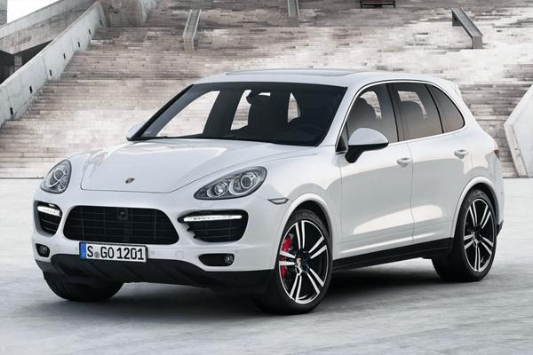 Porsche US car sales figures