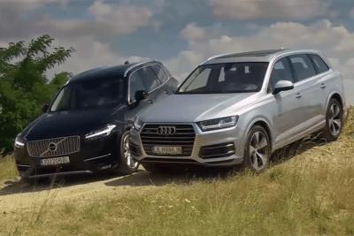 Audi_Q7-Volvo_XC90-european_car_sales-2015-premium_large_SUV_segment