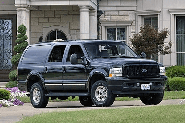 Ford Excursion Us Car Sales Figures