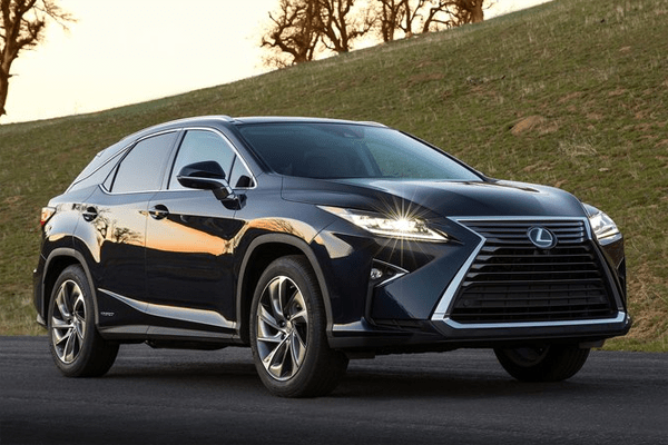 New Lexus Rx >> Lexus Rx Us Car Sales Figures