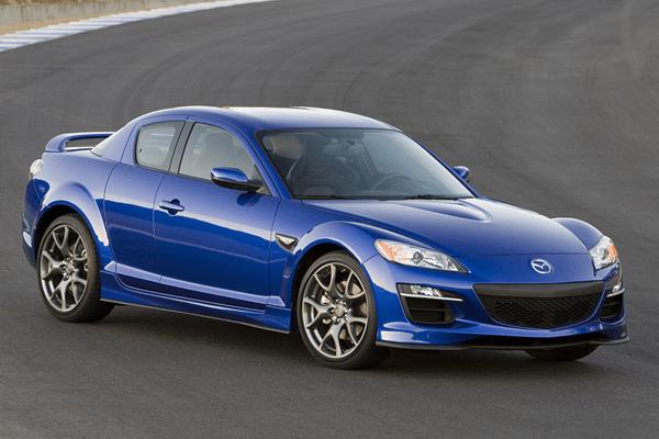 Mazda Rx 8 Us Car Sales Figures