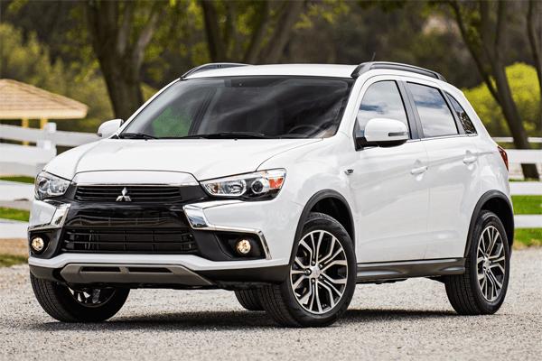 Mitsubishi Outlander Sport US car sales figures