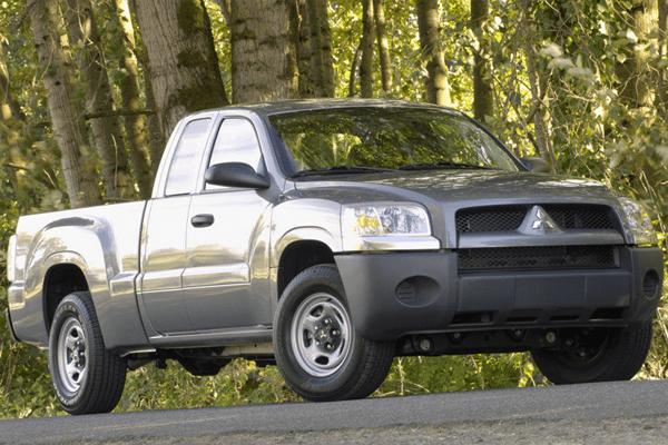Mitsubishi Raider US car sales figures