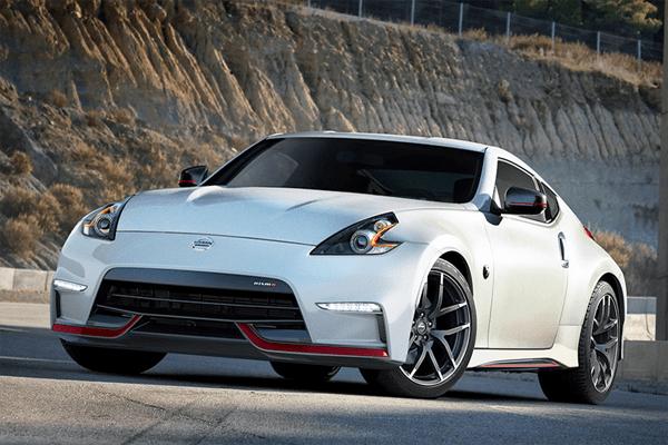 Nissan 370Z US car sales figures
