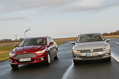 Volkswagen_Passat-Ford_Mondeo-european_car_sales-2015-midsized_car_segment