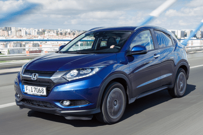 Honda_HRV-sales-disappointment-Europe-2015