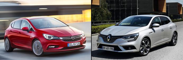 Renault_Megane-Opel_Astra-European-auto-sales-statistics-October-2015