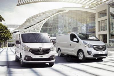 Renault_Trafic-Opel_Vivaro-alliance-European-LCV-market