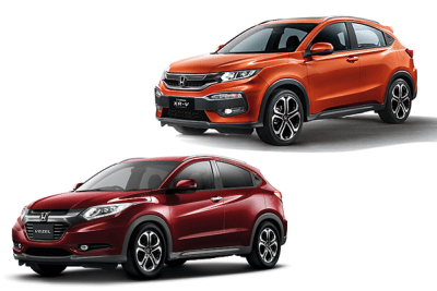 Honda_Vezel-Honda_XRV-sales-surprise-China-2015