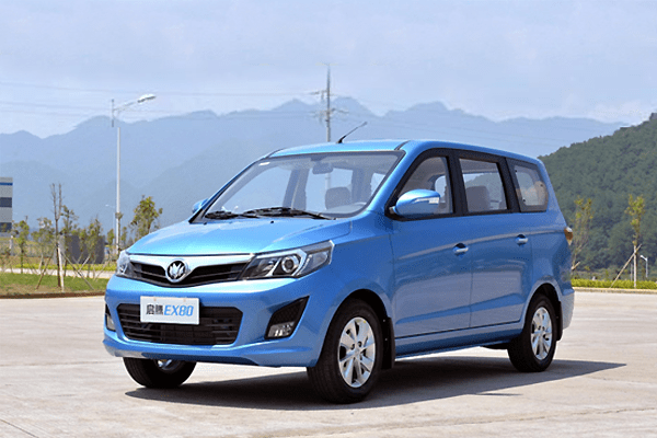 Auto Sales Data Today: Qiteng EX80 MPV China Auto Sales Figures