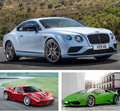 Exotic_car-segment-European-sales-2015-Bentley_Continental_GT-Ferrari_458_Italia-Lamborghini_Huracan