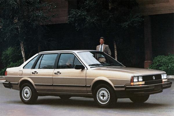 Volkswagen quantum for sale