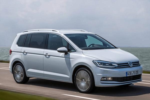 Volkswagen Touran European Sales Figures