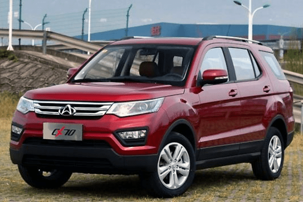 Auto-sales-statistics-China-Changan_CX70-SUV