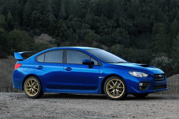 2014 Subaru Wrx Sti >> Subaru Wrx Sti Us Car Sales Figures