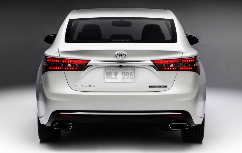 Toyota Avalon rear