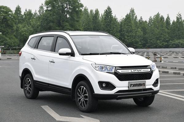 Auto-sales-statistics-China-Lifan_Maiwei-SUV