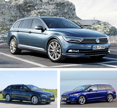 Midsized_car-segment-European-sales-2016_Q1-Volkswagen_Passat-Skoda_Superb-Ford_Mondeo