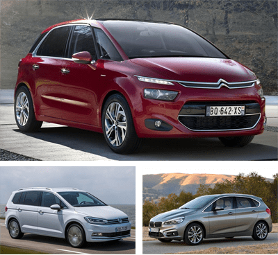 Midsized_MPV-segment-European-sales-2016_Q2-Citroen_C4_Picasso-Volkswagen_Touran-BMW_2_series_Active_Tourer