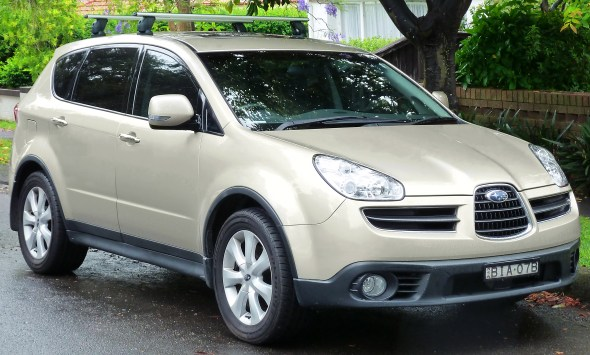 2006-2007_Subaru_Tribeca_(B9_MY07)_R_Premium_Pack_wagon_(2011-11-17)