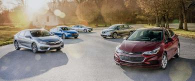 US-sales-compact_car-segment-2016-Chevrolet_Cruze-Honda_Civic-Nissan_Sentra-Hyundai_Elantra-Mazda3