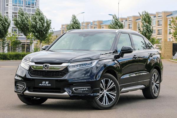 Auto-sales-statistics-China-Honda_Avancier-SUV