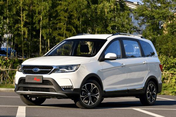 Karry K60 China Auto Sales Figures
