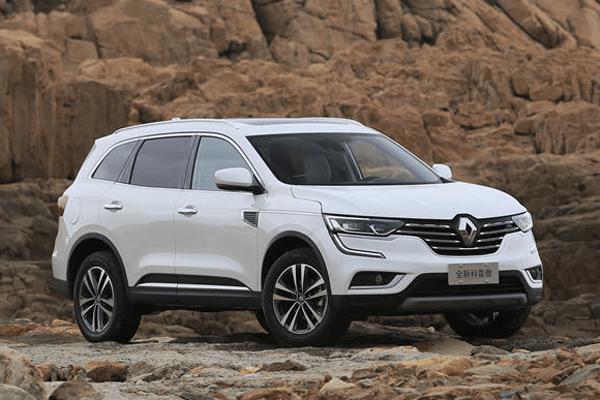 Auto-sales-statistics-China-Renault_Koleos-SUV