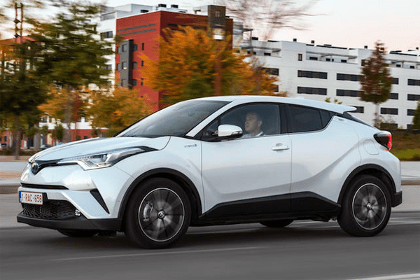 Us Auto Sales >> Toyota C-HR European sales figures