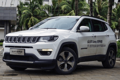 Auto-sales-statistics-China-Jeep_Compass-SUV