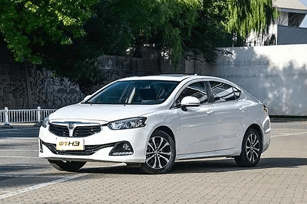 Auto-sales-statistics-China-Brilliance_H3-sedan