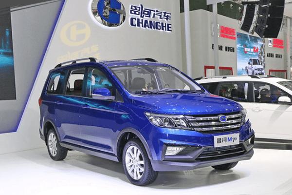 Auto-sales-statistics-China-Changhe_M70-MPV