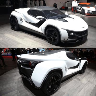 2017-Geneva_Auto_Show-Tamo_Racemo