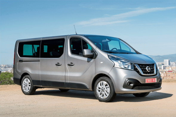 Nissan-NV300-auto-sales-statistics-Europe