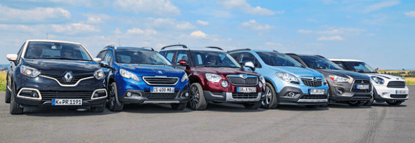 European-segment-development-2001-2016-small-crossovers