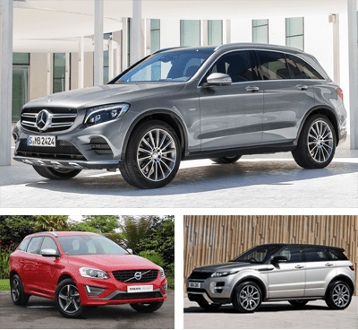 Midsized_Premium_SUV-segment-European-sales-2017_Q1-Mercedes_Benz_GLC-Volvo_XC60-Range_Rover_Evoque