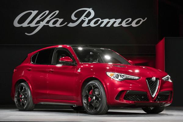 Alfa Romeo Stelvio Us Car Sales Figures