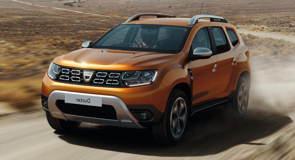 Look-a-like: Dacia Duster and... - carsalesbase.com