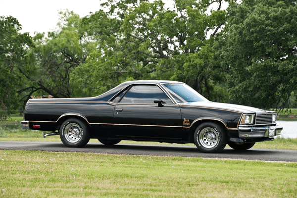 Chevrolet El Camino Us Car Sales Figures