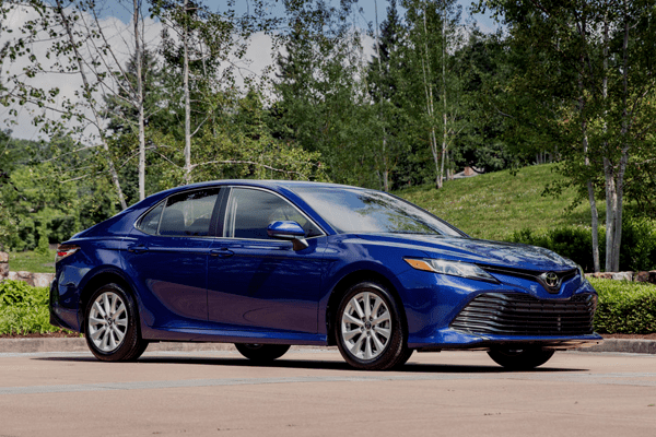 Toyota Camry Us Car Sales Figures